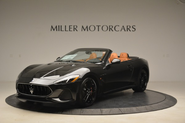 New 2018 Maserati GranTurismo MC Convertible for sale Sold at Maserati of Westport in Westport CT 06880 1