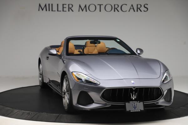 Used 2018 Maserati GranTurismo Sport Convertible for sale $99,900 at Maserati of Westport in Westport CT 06880 11