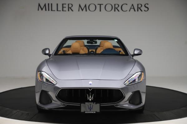 Used 2018 Maserati GranTurismo Sport Convertible for sale $99,900 at Maserati of Westport in Westport CT 06880 12