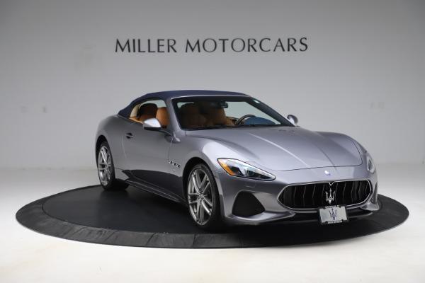 Used 2018 Maserati GranTurismo Sport Convertible for sale $99,900 at Maserati of Westport in Westport CT 06880 13