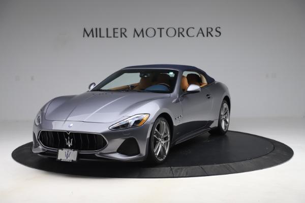 Used 2018 Maserati GranTurismo Sport Convertible for sale $99,900 at Maserati of Westport in Westport CT 06880 14