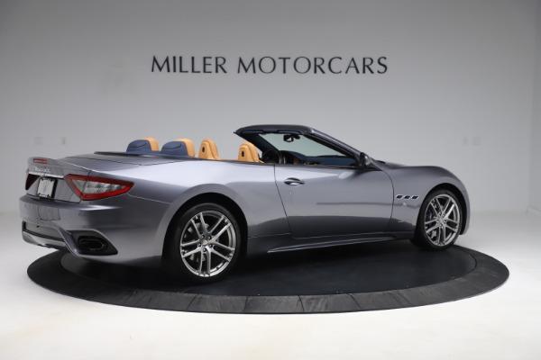 Used 2018 Maserati GranTurismo Sport Convertible for sale $99,900 at Maserati of Westport in Westport CT 06880 8