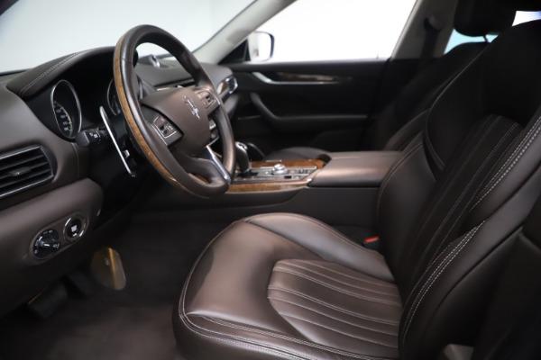 Used 2018 Maserati Levante S Q4 GranLusso for sale $67,900 at Maserati of Westport in Westport CT 06880 13