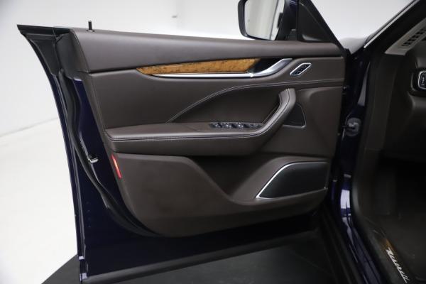 Used 2018 Maserati Levante S Q4 GranLusso for sale $67,900 at Maserati of Westport in Westport CT 06880 15