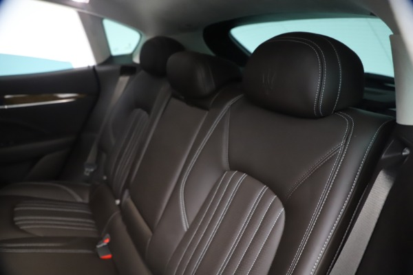 Used 2018 Maserati Levante S Q4 GranLusso for sale $67,900 at Maserati of Westport in Westport CT 06880 18