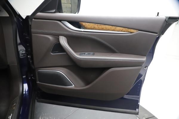 Used 2018 Maserati Levante S Q4 GranLusso for sale $67,900 at Maserati of Westport in Westport CT 06880 22