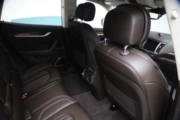 Used 2018 Maserati Levante S Q4 GranLusso for sale $67,900 at Maserati of Westport in Westport CT 06880 23