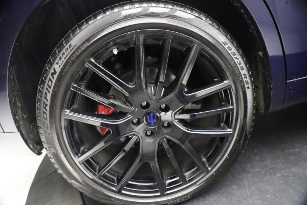 Used 2018 Maserati Levante S Q4 GranLusso for sale $67,900 at Maserati of Westport in Westport CT 06880 26