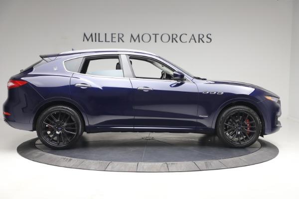 Used 2018 Maserati Levante S Q4 GranLusso for sale $67,900 at Maserati of Westport in Westport CT 06880 9