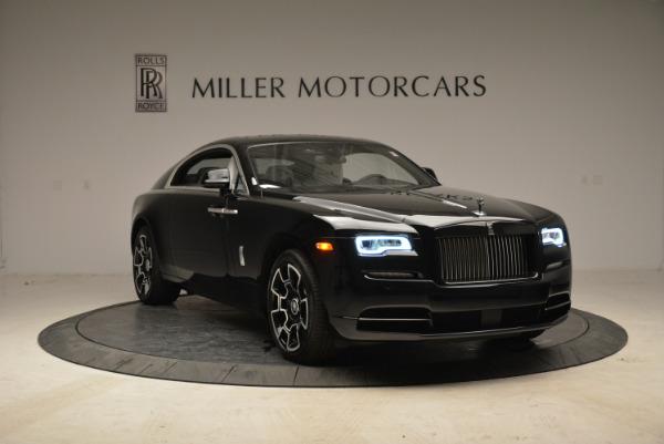 Used 2017 Rolls-Royce Wraith Black Badge for sale Sold at Maserati of Westport in Westport CT 06880 10
