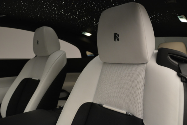 Used 2017 Rolls-Royce Wraith Black Badge for sale Sold at Maserati of Westport in Westport CT 06880 15