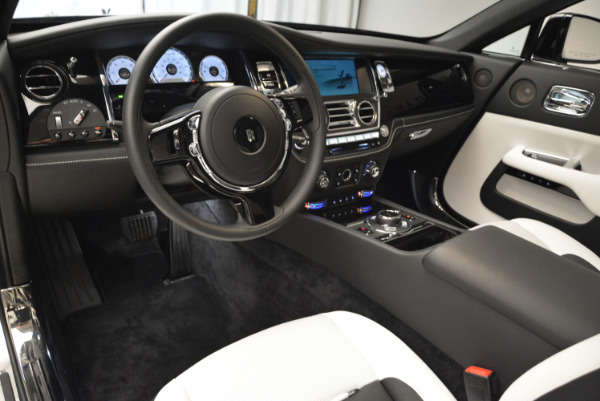 Used 2017 Rolls-Royce Wraith Black Badge for sale Sold at Maserati of Westport in Westport CT 06880 17