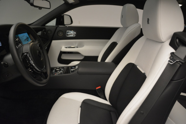 Used 2017 Rolls-Royce Wraith Black Badge for sale Sold at Maserati of Westport in Westport CT 06880 19
