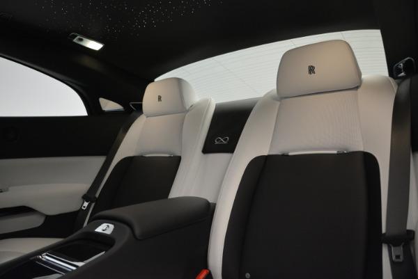 Used 2017 Rolls-Royce Wraith Black Badge for sale Sold at Maserati of Westport in Westport CT 06880 22