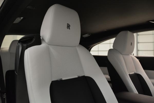 Used 2017 Rolls-Royce Wraith Black Badge for sale Sold at Maserati of Westport in Westport CT 06880 25