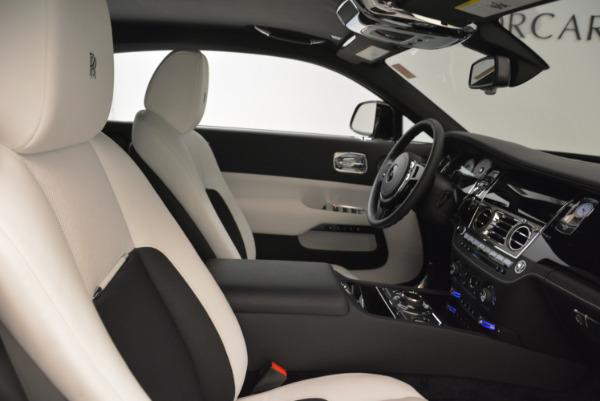 Used 2017 Rolls-Royce Wraith Black Badge for sale Sold at Maserati of Westport in Westport CT 06880 26