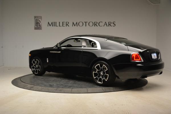 Used 2017 Rolls-Royce Wraith Black Badge for sale Sold at Maserati of Westport in Westport CT 06880 4