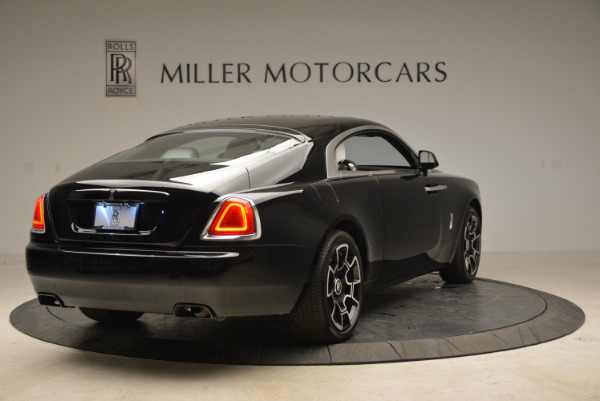 Used 2017 Rolls-Royce Wraith Black Badge for sale Sold at Maserati of Westport in Westport CT 06880 7