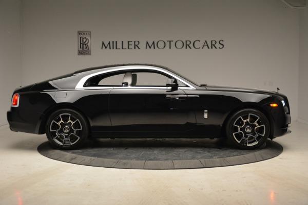 Used 2017 Rolls-Royce Wraith Black Badge for sale Sold at Maserati of Westport in Westport CT 06880 9