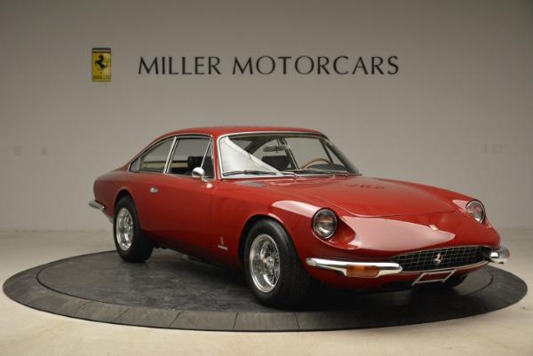 Used 1969 Ferrari 365 GT 2+2 for sale Sold at Maserati of Westport in Westport CT 06880 11