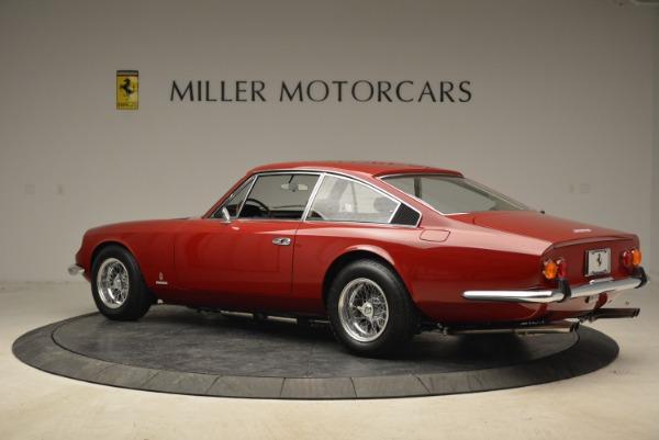 Used 1969 Ferrari 365 GT 2+2 for sale Sold at Maserati of Westport in Westport CT 06880 4