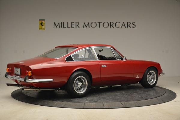 Used 1969 Ferrari 365 GT 2+2 for sale Sold at Maserati of Westport in Westport CT 06880 8