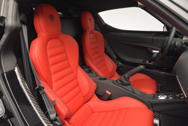 New 2016 Alfa Romeo 4C for sale Sold at Maserati of Westport in Westport CT 06880 19