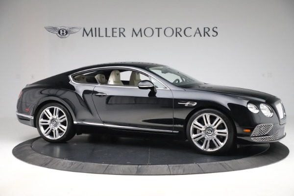 Used 2016 Bentley Continental GT W12 for sale $129,900 at Maserati of Westport in Westport CT 06880 10