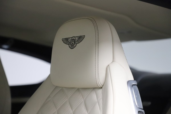 Used 2016 Bentley Continental GT W12 for sale $129,900 at Maserati of Westport in Westport CT 06880 19