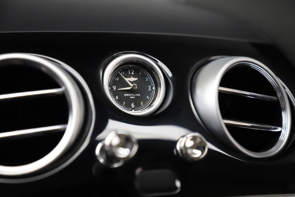 Used 2016 Bentley Continental GT W12 for sale $129,900 at Maserati of Westport in Westport CT 06880 21