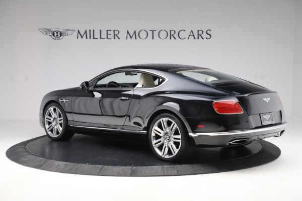 Used 2016 Bentley Continental GT W12 for sale $129,900 at Maserati of Westport in Westport CT 06880 5