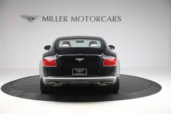 Used 2016 Bentley Continental GT W12 for sale $129,900 at Maserati of Westport in Westport CT 06880 6