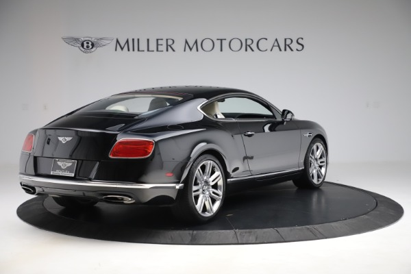 Used 2016 Bentley Continental GT W12 for sale $129,900 at Maserati of Westport in Westport CT 06880 8