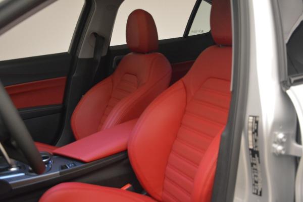 New 2018 Alfa Romeo Giulia Ti Sport Q4 for sale Sold at Maserati of Westport in Westport CT 06880 16