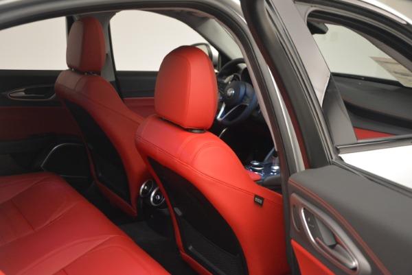 New 2018 Alfa Romeo Giulia Ti Sport Q4 for sale Sold at Maserati of Westport in Westport CT 06880 22