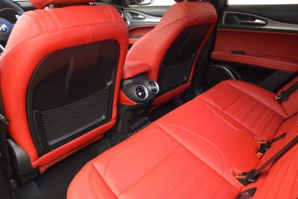 New 2018 Alfa Romeo Stelvio Ti Sport Q4 for sale Sold at Maserati of Westport in Westport CT 06880 19