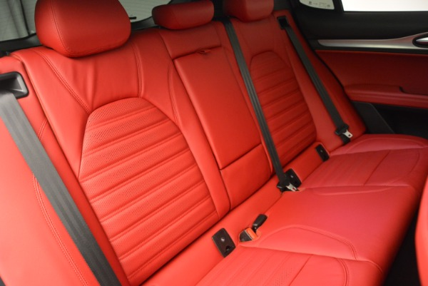 New 2018 Alfa Romeo Stelvio Ti Sport Q4 for sale Sold at Maserati of Westport in Westport CT 06880 24
