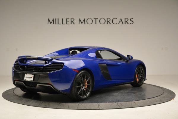 Used 2016 McLaren 650S Spider for sale Sold at Maserati of Westport in Westport CT 06880 19