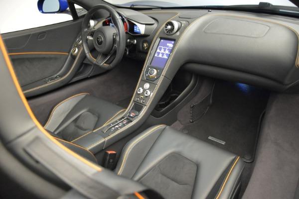 Used 2016 McLaren 650S Spider for sale Sold at Maserati of Westport in Westport CT 06880 26