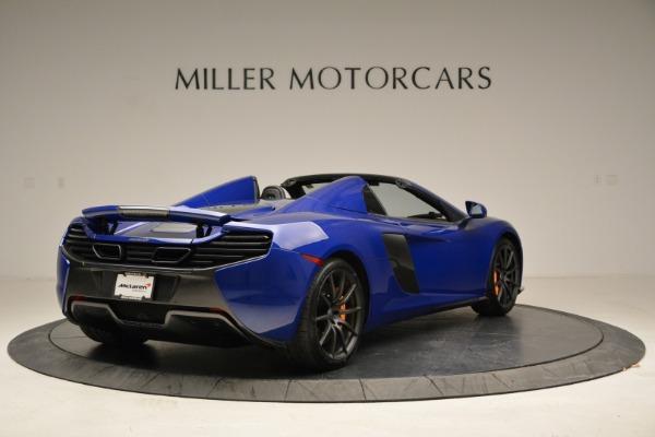 Used 2016 McLaren 650S Spider for sale Sold at Maserati of Westport in Westport CT 06880 7