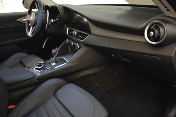 New 2018 Alfa Romeo Giulia Ti Sport Q4 for sale Sold at Maserati of Westport in Westport CT 06880 19