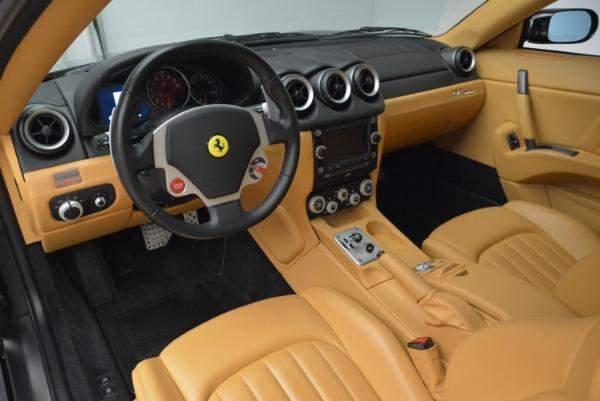 Used 2008 Ferrari 612 Scaglietti OTO for sale Sold at Maserati of Westport in Westport CT 06880 13