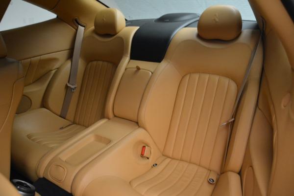 Used 2008 Ferrari 612 Scaglietti OTO for sale Sold at Maserati of Westport in Westport CT 06880 17