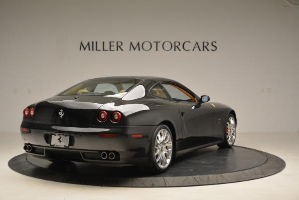 Used 2008 Ferrari 612 Scaglietti OTO for sale Sold at Maserati of Westport in Westport CT 06880 7