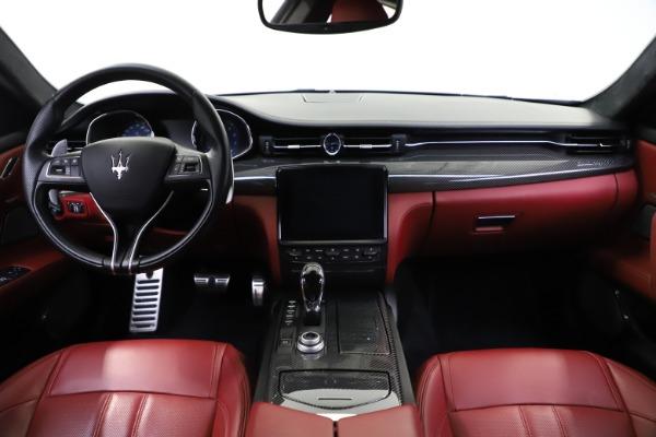 Used 2018 Maserati Quattroporte S Q4 GranSport for sale $67,900 at Maserati of Westport in Westport CT 06880 16