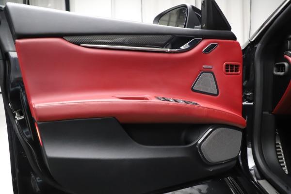 Used 2018 Maserati Quattroporte S Q4 GranSport for sale $67,900 at Maserati of Westport in Westport CT 06880 17