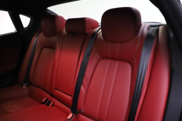 Used 2018 Maserati Quattroporte S Q4 GranSport for sale $67,900 at Maserati of Westport in Westport CT 06880 18