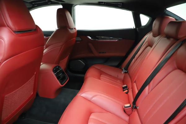 Used 2018 Maserati Quattroporte S Q4 GranSport for sale $67,900 at Maserati of Westport in Westport CT 06880 19
