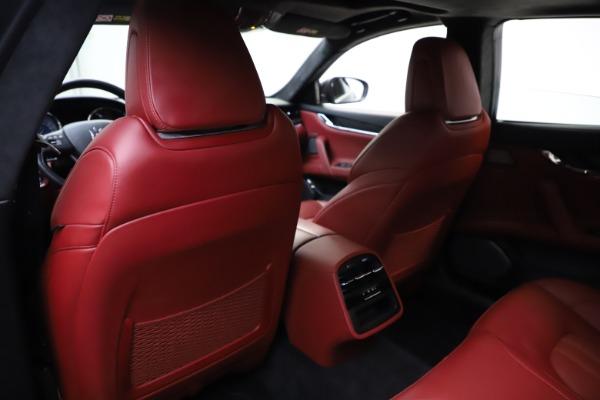 Used 2018 Maserati Quattroporte S Q4 GranSport for sale $67,900 at Maserati of Westport in Westport CT 06880 20