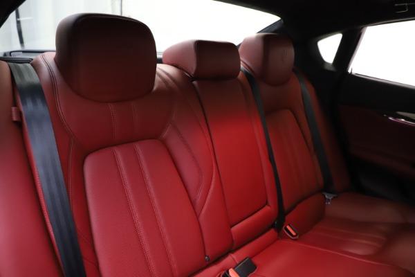 Used 2018 Maserati Quattroporte S Q4 GranSport for sale $67,900 at Maserati of Westport in Westport CT 06880 26